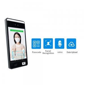 Buy cheap USA EU Digital COVID Body Temperature Check Kiosk For Access product
