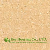 Buy cheap Yellow Color Travertine Tile With Matt or Polished Surface, 600mm*600mm / 800mm*800mm product