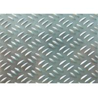 Buy cheap Plat en aluminium de bande de roulement de plat de 3 barres from wholesalers