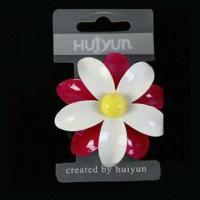 Buy cheap Pretty Nice Hair Elastic Band, Lovely Flower Plastic Garnish, Nice/Suitable for Female product