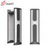 Buy cheap Multi Language 18 Zones Door Metal Detector Portable Lcd Intelligent Display from wholesalers