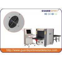 Buy cheap Conveyor X Ray Inspection System Tunnel 650mm * 500mm , Airport Luggage X Ray  product
