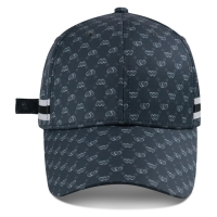 Buy cheap 57cm 5 Panel Baseball Cap With Sublimation Printing product