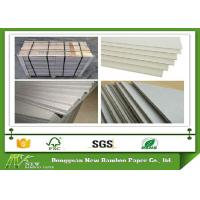 Buy cheap Degradable Good Grade GSM Stiffness Recycled Grey Strawboard Paper for Hardcover product