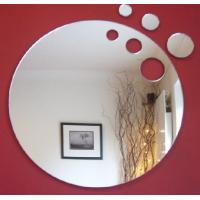 Buy cheap High Quality Creative Shape Acrylic Mirror Sheets product