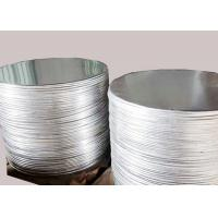 Buy cheap Hot Rolled Aluminium Discs Circles 1000 Series Induction Base For Cooker / Pan product
