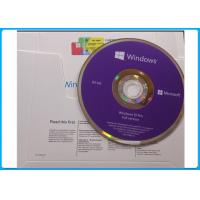 China New Sealed Microsoft Windows 10 Pro Professional 64 Bit DVD+ COA License Key on sale