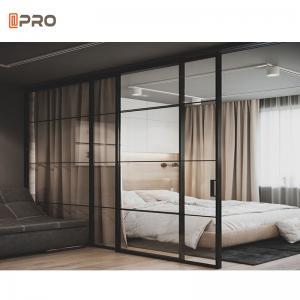 Buy cheap Customized Aluminium Sliding Screen Doors For Residential Bedroom product
