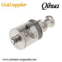 Buy cheap RBA Stainless Steel RDA Rebuildable Atomizer Patriot With 3ml Tank from wholesalers