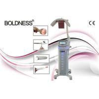 Quality Low Level Therapy Laser Hair Growth Machines 650nm With Ozone High Frequency Comb for sale