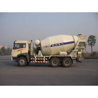 Buy cheap 8 - 10cbm 6x4 Faw Group Concrete Mixer Truck With Water Supply System product