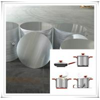 Buy cheap Hot Rolled Aluminum Circle with Alloy 1050 1100 1060 3003 for Aluminium Cookwares product