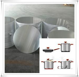 Buy cheap Custom Round Aluminum Disk with Alloy 1100 1050 3003 for Aluminium  Pots product