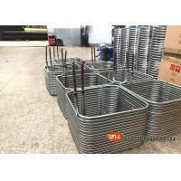 Buy cheap Chiller Water Cooled Heat Exchanger Evaporator Coil For Carrier Air Conditioner product