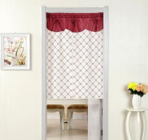 printed interior door curtain/window curtain,90cm-200cm width