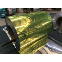 Quality 1100 1050 8011 0.2mm to 0.5 mm Mirror finished Surface aluminium strip foil for for sale