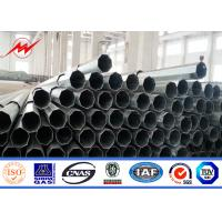 Buy cheap Power Transmission Distribution Galvanized Plumbing Pipe AWS D1.1 for Street Lighting product