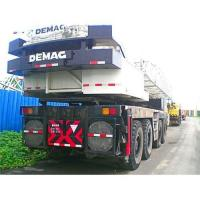 Buy cheap Used Demag 120t truck crane,demag used mobile crane 120t from wholesalers