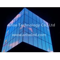 Buy cheap SMD LED mesh & dance floor Curtain LED Display P4.81 P5.68 P6.944 P7.8 P12.5 product