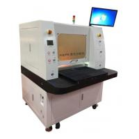 Buy cheap 440*430mm 20W FR4 Board Laser Depaneling Machine Fast And Accurate Positioning product