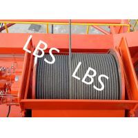 Buy cheap Mining Industry and Construction Hoist Hydraulic Winch and Winch Drum 1-15T Lifting Load product