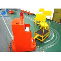 Buy cheap Full Scale AGV Car Systems , Automated Guided Vehicle System 1200 * 450 * 600 MM product
