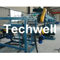 Buy cheap Double Belt Continuous PU Sandwich Panel Production Line / Sandwich Panel Machine product