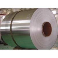 China JIS / ASTM 430 Grade Stainless Steel Strip Coil 0.1 - 1.5mm BA Oxidation Resistance for sale