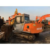 China HITACHI EX60-1 USED EXCAVATOR FOR SALE IN CHINA (ORIGINAL JAPAN ) year -2008 on sale