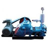 Buy cheap BW-160 Lubricate Drill Bits Drilling Mud Pump single-cating 3 cylinders piston pump product