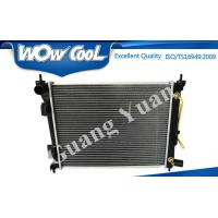 Hard Brazing Aluminum Heat Exchanger Radiator , Hyundai Veloster Radiator Nissens 67553