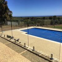 Buy cheap Frameless Toughened Glass Balustrade with Stainless Steel Spigot product
