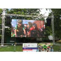 Quality Vivid Image Stage Background Led Display Big Screen P5.95 Energy Saving for sale