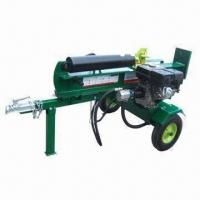 Buy cheap Horizontal Log Splitter with 6.5HP, 1050mm Length and 26/36T Force product