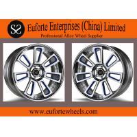 Buy cheap Susha Wheels - Polished Blue Windows Forged Wheels Painted Polished product