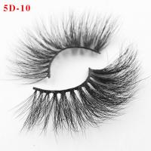 Quality 25mm Lashes Mink Eyelashes Cruelty-free Full Volume Dramatic False Eyelashes for sale