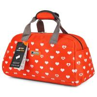 Buy cheap Printed Custom Duffle Bags , Reusable Nylon Cloth Bag For Ladies product