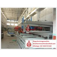 China Lightweight Wall Panel Machine , High Density Fiber Cement Board Cold Roll Forming Machine on sale