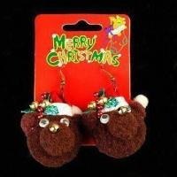 Buy cheap Earrings in Various Colors, Decorated with Little Bears, OEM Orders are Welcome product