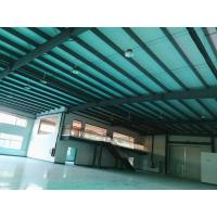Buy cheap Epoxy Coating Floor Prefab Steel Structure Workshop With Inside Office Buildings product
