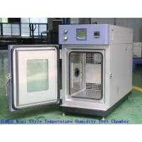 China Stainless Steel Benchtop Environmental Chamber , Temperature And Humidity Test Chamber on sale