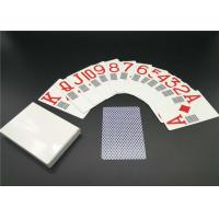 Buy cheap Paper Personalized Deck of Cards Custom Design Casino Use EN71 / CE / REACH Approved product