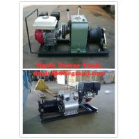 Buy cheap Cable Hauling and Lifting Winches,Capstan Winch product