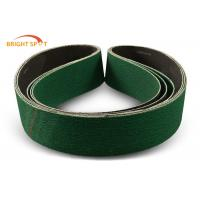 Buy cheap Multipurpose 4 X 21 Metal Sanding Belts Hand Held For Woodworking 36 - 400 Grits product