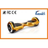 Buy cheap Smart two wheeled self balancing vehicle , Self Balanced Scooter you stand on product