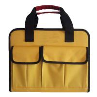 Buy cheap Tote Soft  Nylon  Mechanic Tool Bag With Multiple Pockets Size Customized product