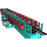Buy cheap Hydraulic Punching And Cutting function of Steel C Purlin Roll Former Hydraulic Punching Machine product