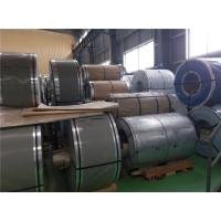 China 2B NO.1 Surface 304 Stainless Steel Coil SUS430 / Prime Cold Rolled Steel Coils wholesale