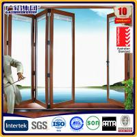 Buy cheap puertas plegables y deslizantes del BI de aluminio from wholesalers