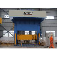 Buy cheap 500 Ton H Frame Deep Drawing Hydraulic Press Machine For Doors And Windows product